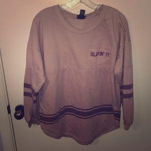 """SLAYIN' IT"" long sleeved shirt"